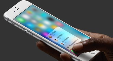 ʮ��֧��3D Touch������iPhoneӦ���̵�