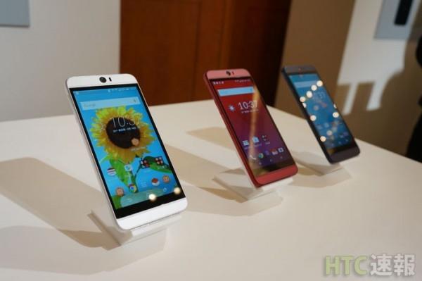 HTC Butterfly 3发布:三种颜色 配双镜头