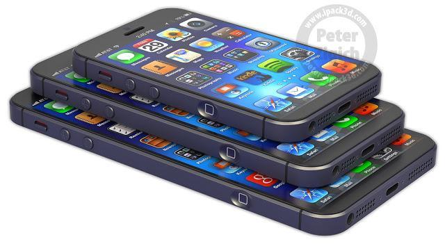 研究称下一代iPhone将配置5.5英寸屏幕