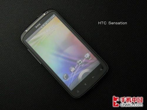 HTC Sensation怒破3000元 双核旗舰机
