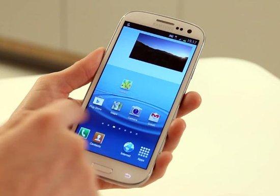 三星S3八月美国市场销量逆转超iPhone 4S