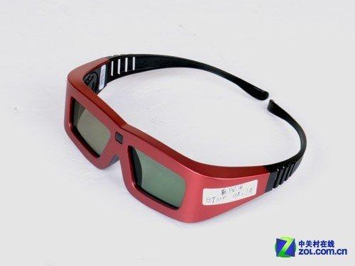 影院快门式3d眼镜+getd给力gt100评测