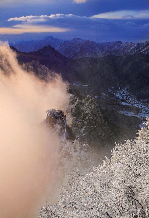 技巧放送:如何拍摄虚无缥缈的雾景