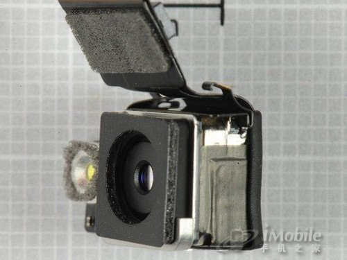 电信版iPhone 4S带你探索摄像头的秘密