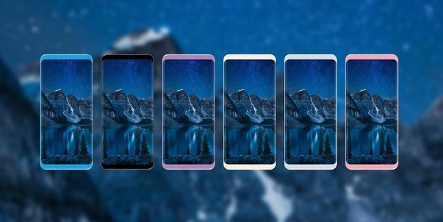 创新不够颜色来凑?三星S8将拥有六个配色