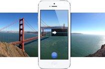 苹果iPhone5的全景拍摄