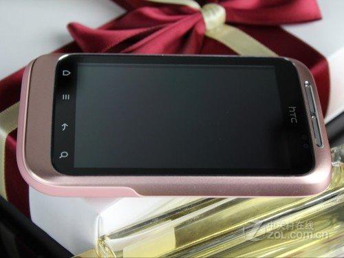 轻松上手安卓 HTC Wildfire S特价促销