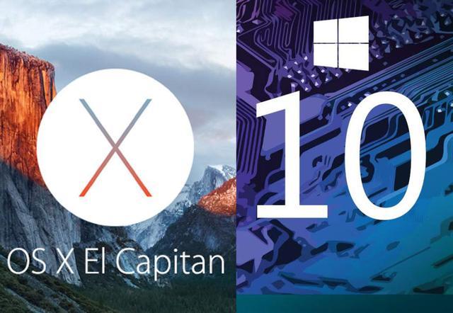 微软VS苹果 桌面操作系统的终极一战
