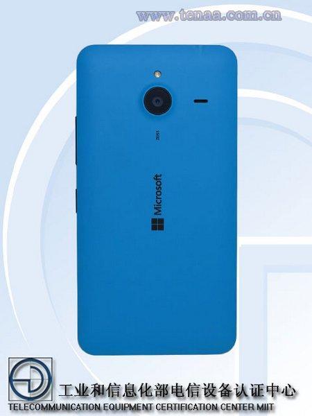 微软Lumia 640XL行货获入网许可 配2GB内存