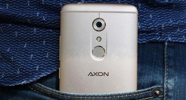 外媒评中兴Axon 7 适合独特审美的用户选择