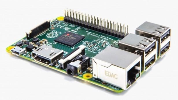DIY的卡片计算机 树莓派3对比BBC Micro Bit