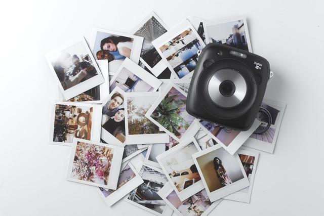 富士推出数码即时成像相机 性能易用度大提升