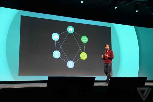 谷歌发布8大新品 安卓版图大扩张