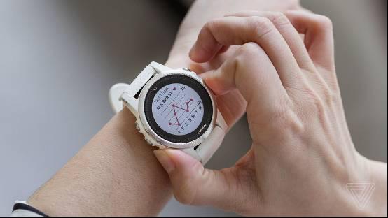 快把苹果表扔了!佳明这个智能手表功能超全
