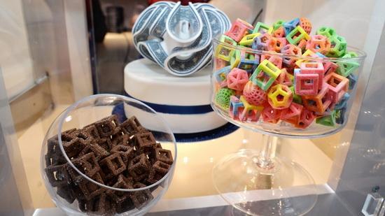 3D打印食物:未来的晚饭吃什么?