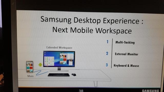 Galaxy S8加个底座能帮助三星挑战Windows吗?