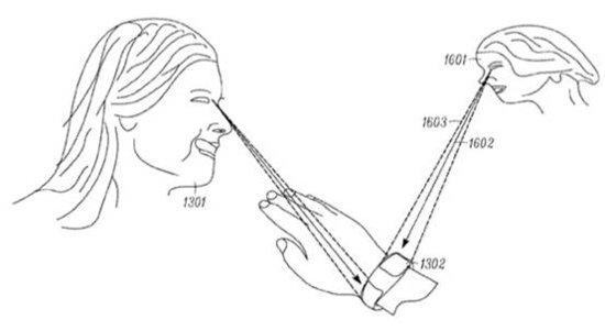 细数Android Wear的专利 未来谷歌手表没准就这样