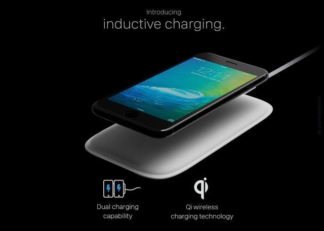 传iPhone 8全系支持无线充电 用石墨片降温