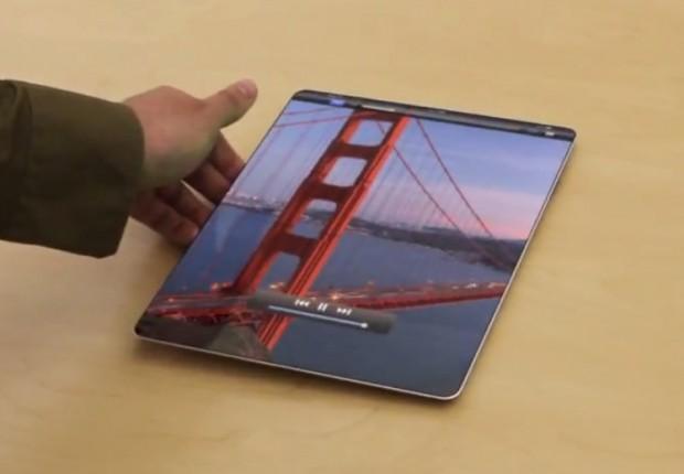 传10.9寸iPad Pro为无边框设计 Home键被干掉