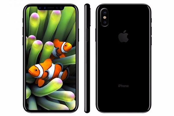 听说这是iPhone 8的8大新特性 值得期待
