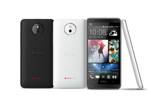 HTC与中国电信发布天翼好声音手机HTC Desire 609d