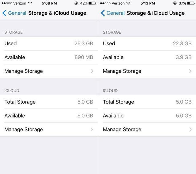 iPhone存储空间不够用?先把这7种文件删掉