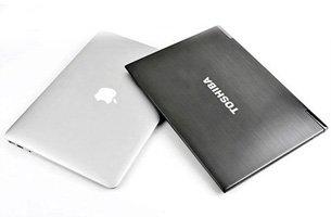 Portege Z830对比MacBook Air