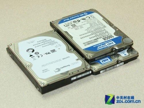 希捷1.5TB移动硬盘首次现身京城卖场