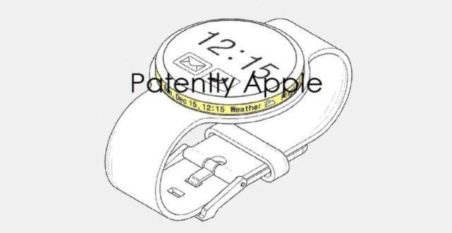 Edge手机设计的延伸 三星双屏智能手表专利曝光