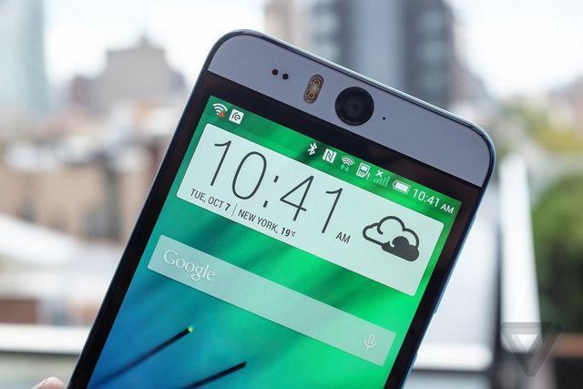 能否成为新一代自拍王?HTC Desire Eye上手