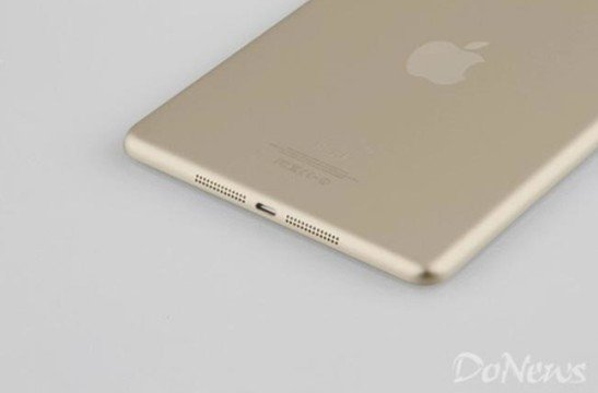 iPad Mini 2配置曝光 移植5S指纹识别功能