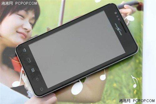 5寸大屏安卓4.0智能手机高新奇G5图赏