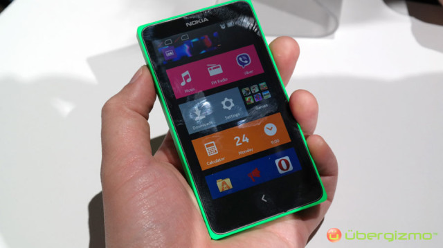 外媒:微软暂时不会砍掉诺基亚Android产品线