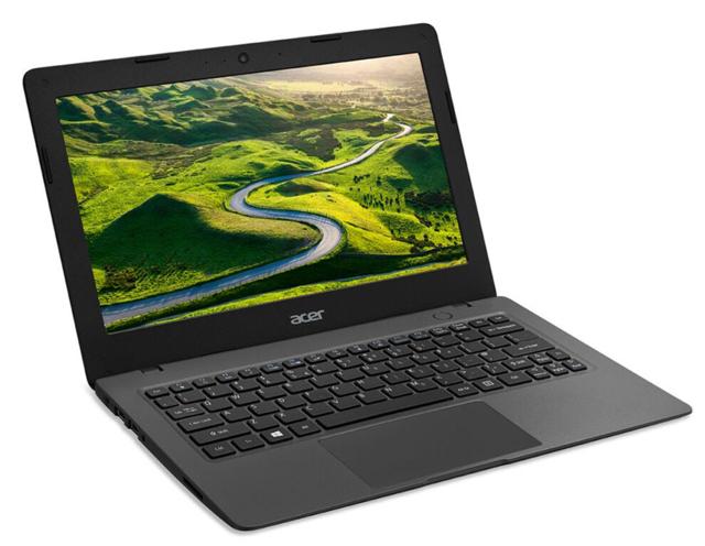宏碁推出两款入门级轻量Windows 10笔记本