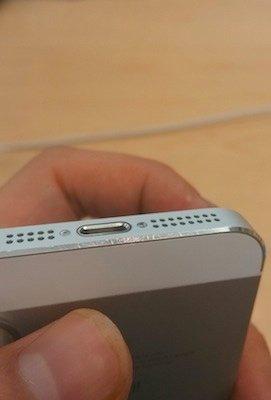 iPhone 5s再陷掉漆门?金属边框最易损