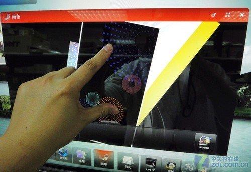全能娱乐平台 惠普TouchSmart 610评测