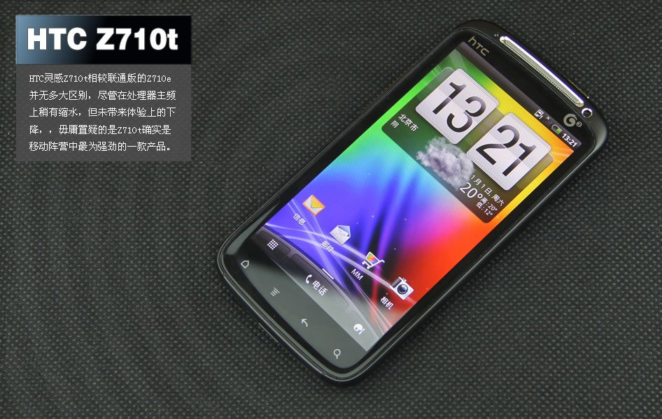 HTC Z710t评测
