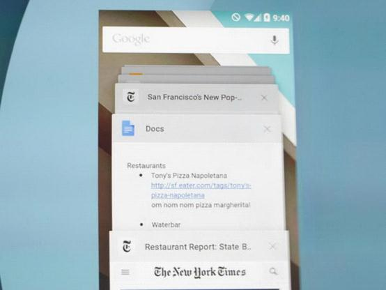 不止看着酷 Android L令人兴奋的9个理由