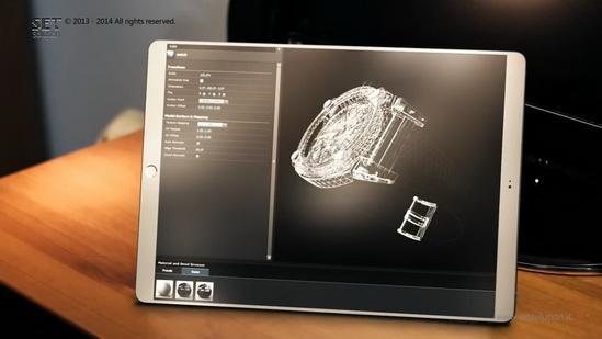13寸iPad Pro概念设计再亮相 超窄边框设计