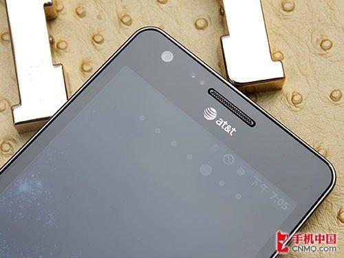 三星I997热销中 4.5英寸巨屏Android