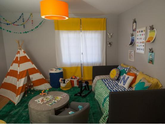 一劳永逸的儿童房智能灯具布置解决方案