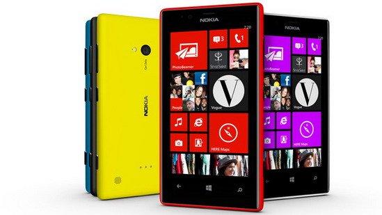 八款主流Windows Phone 8智能手机 你会买哪个?