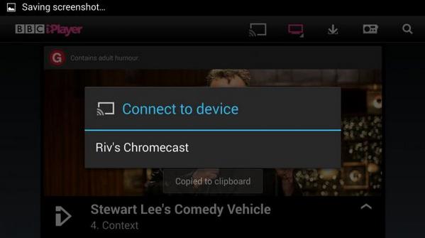 谷歌Chromecast体验 价格便宜但应用缺乏