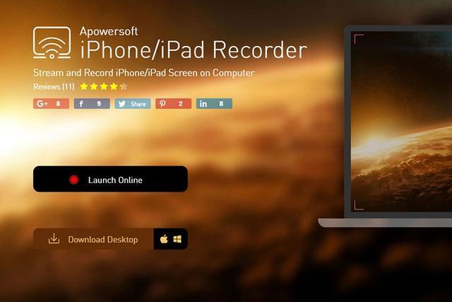 如何在Mac/Win平台录制iOS屏幕内容