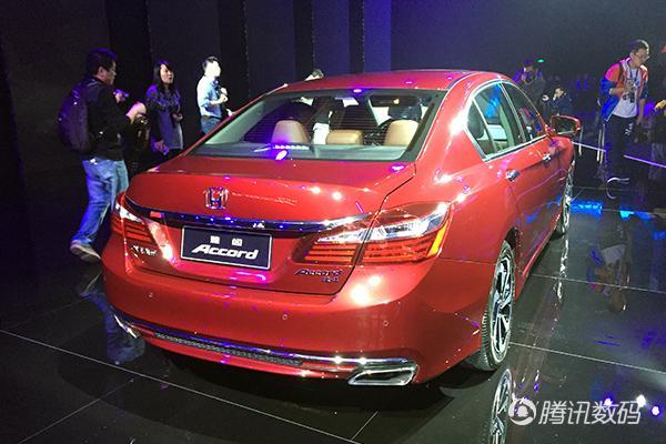 本田新雅閣上市 搭載CarPlay及駕駛輔助功能