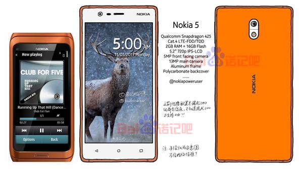 别吐槽Nokia 6配置低了 官方回应还有骁龙835旗舰
