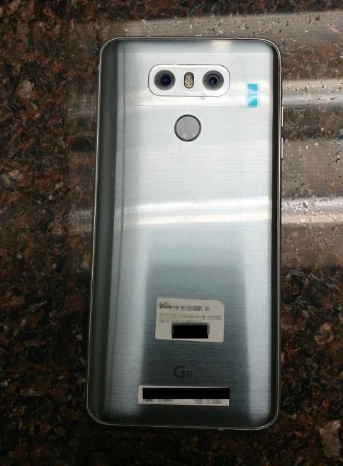 LG G6最新谍照曝光:圆角矩形设计秒杀模块化G5