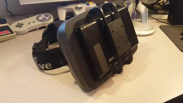 """玩家找到了一种方法让任天堂Switch也能""""玩""""VR"""