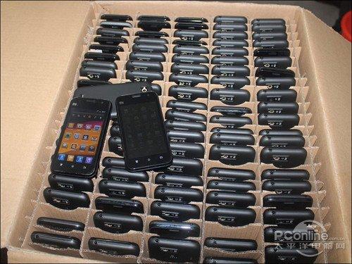 小心买到假货 直击山寨小米手机生产作坊