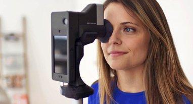 这个配件不简单 能让我们用iPhone进行视力自测
